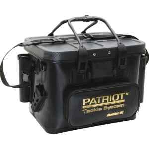 Patriot Holder XL är en mycket praktisk väska för betesaskar