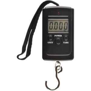 Liten och behändig digitalvåg som ger en exakt viktangivelse upp till 40kg. Godkänd av Sportfiskarna för storfiskregistrering.