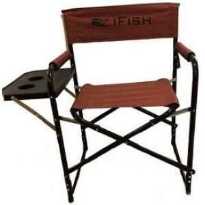 Hopfällbar stol för isfiske och friluftsliv från IFISH