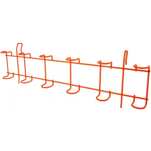IFISH Spöhållare för pulka. Passar IFISH Pulkor och gör att man enkelt kan transportera upp till sex tacklade utrustningar.