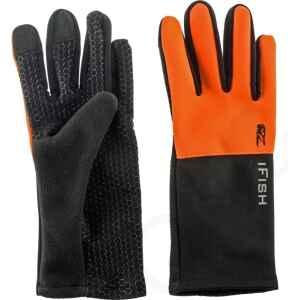 IFISH Ultimo Gripper är en handske i ett lite tjockare material som fått ett silikonmönster på insidan.
