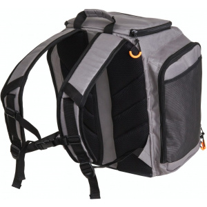 Back Pack is a backpack with waterproof mobile pocket and four lure boxes. Suits you that want your gear in perfect order in a compact pack!