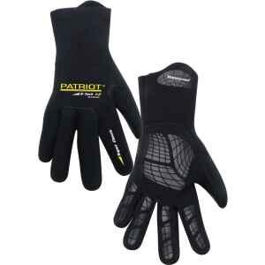 Patriot S-Tech -handskarna är endast 3mm tjocka